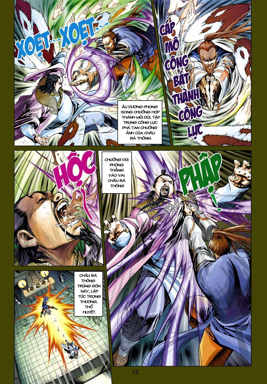 Anh Hùng Xạ Điêu anh hùng xạ đêu chap 41 trang 11