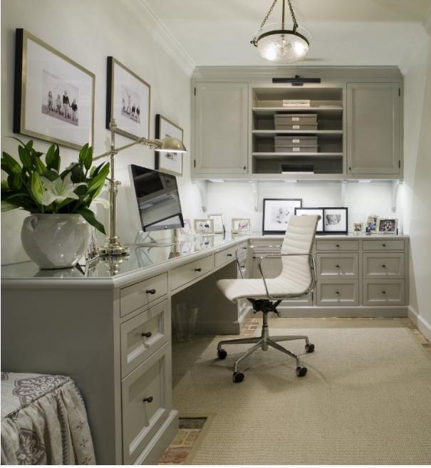 Tiffany Jones Interiors : DESIGN INSPIRATIONS: THE HOME OFFICE