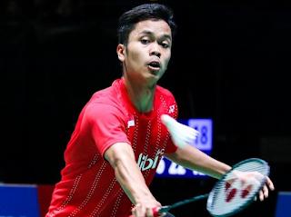Anthony Ginting Juara Indonesia Masters 2018