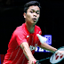Anthony Ginting Juara Indonesia Masters 2018