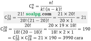jawaban unbk matematika smk
