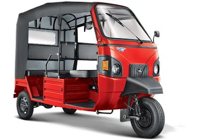Mahindra Alfa Mini E rickshaw price