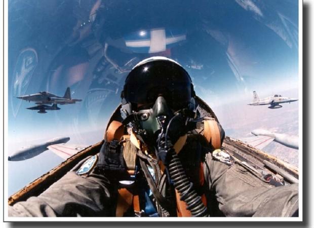 """Κατάθεση ψυχής από πιλότο της Πολεμικής μας Αεροπορίας. """"Για ποιους πετάω στο Αιγαίο""""!"""