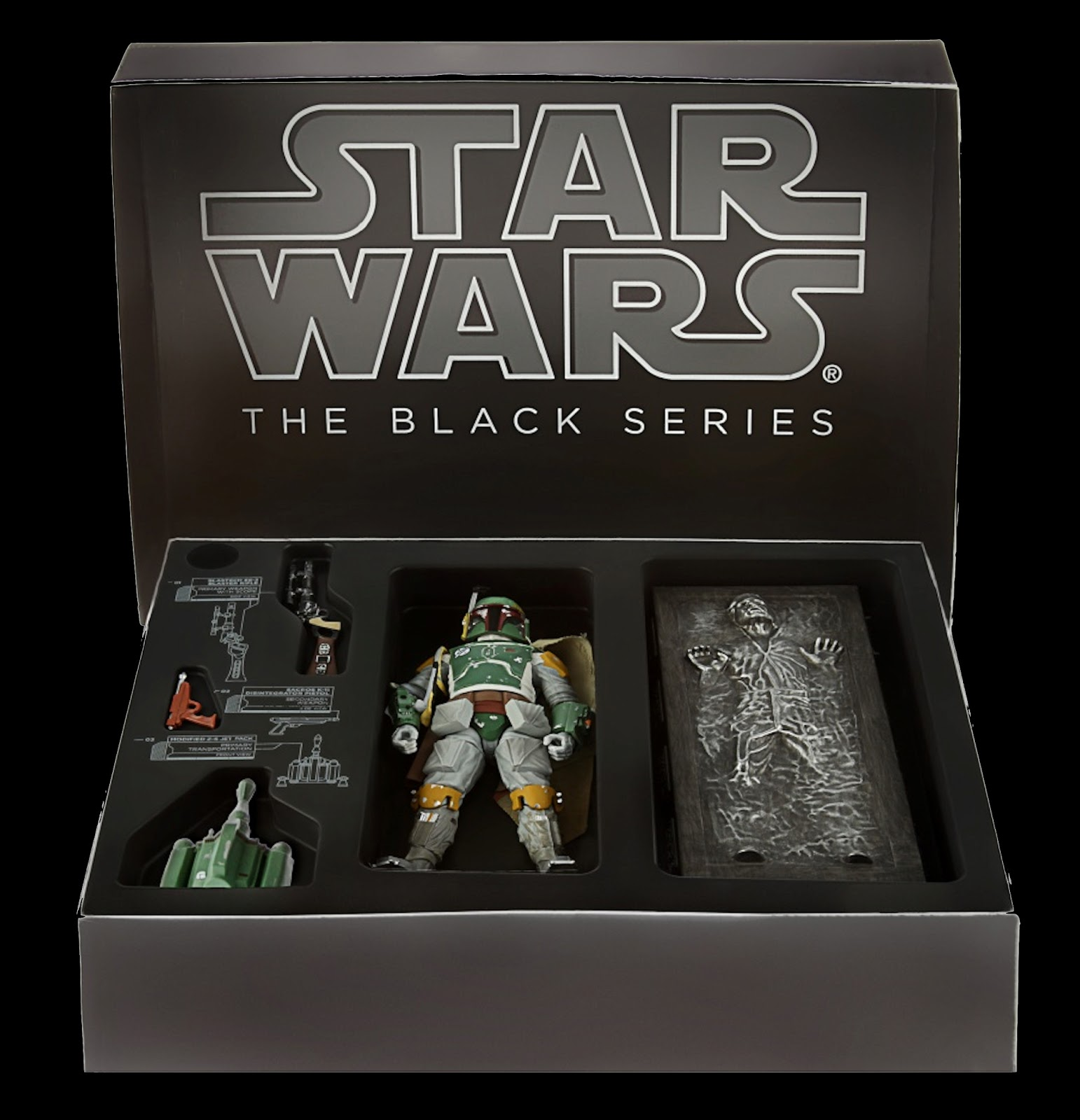 Boba Fett May The 4th Be With You: GeekSummit: Star Wars Black Series