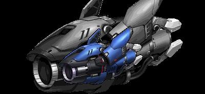 Jenis-Jenis Senjata Cyber Hunter Battleroyale