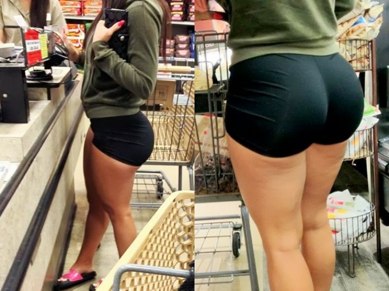 Why 90% of Nigerian Men Love looking at Lady's Bum bum