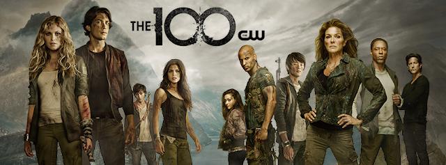muitas novidades na série the 100 vão ser abordadas nesta 5 temporada que lança em 2018.