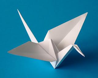 papiroflexia, figuras de papel