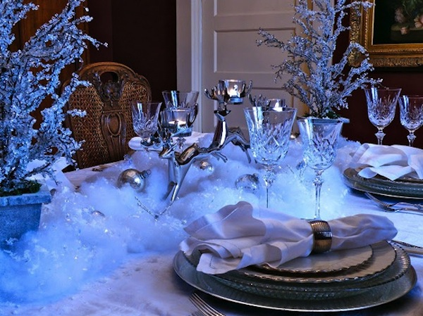 Christmas Tablescape Ideas For Your Guests Decorate