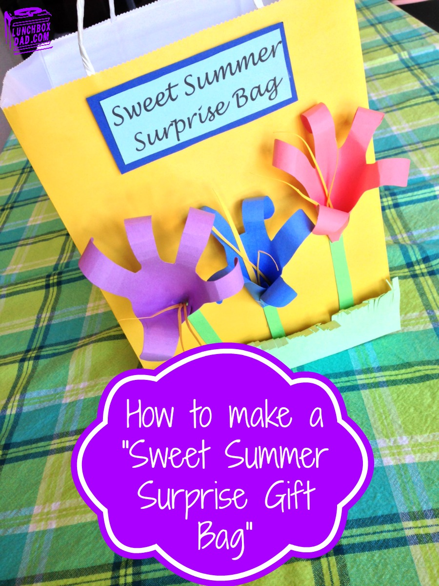 Make your own Sweet Summer Surprise Bag #Shop #Collectivebias