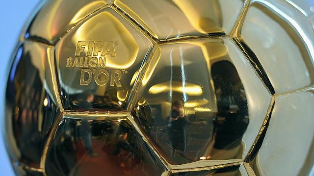 Inilah 30 Pemain yang Masuk Nominasi Ballon d'Or 2017