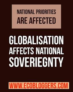 Disadvantages of Globalisation