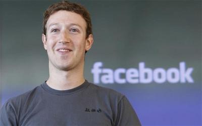 Mark Elliot Zuckerberg  richest man in this earth