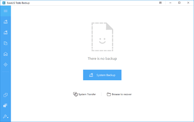EaseUS Todo Backup Free Download for Windows 10/8.1/8/7/Vista/XP