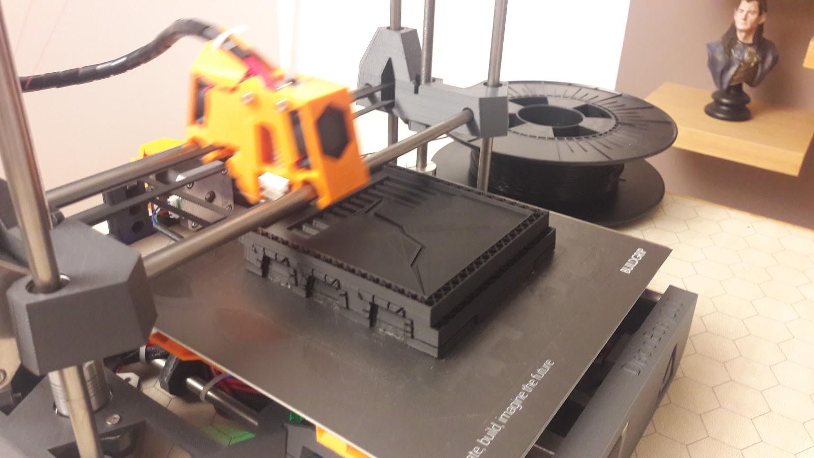 Jason le peintre imprimante 3d dagoma maison pour star for Imprimante 3d pour maison