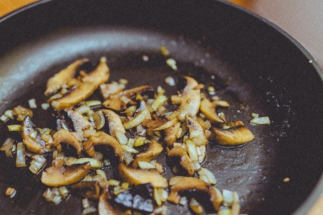 Μαγειρεύοντας με Shiitake: Μια Κινέζικη συνταγή