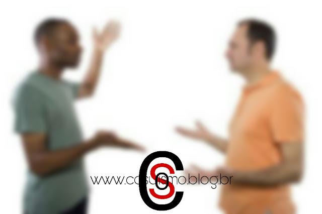 Discussão entre Amigos
