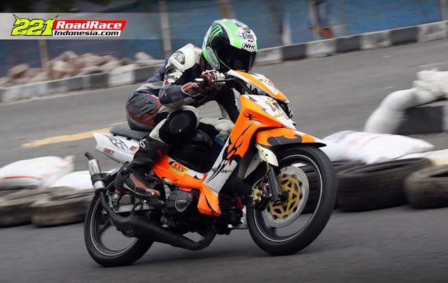 Sabtu Besok Kelas UNDERBONE Akan Dibangkitkan Kembali di Road Race Semarang