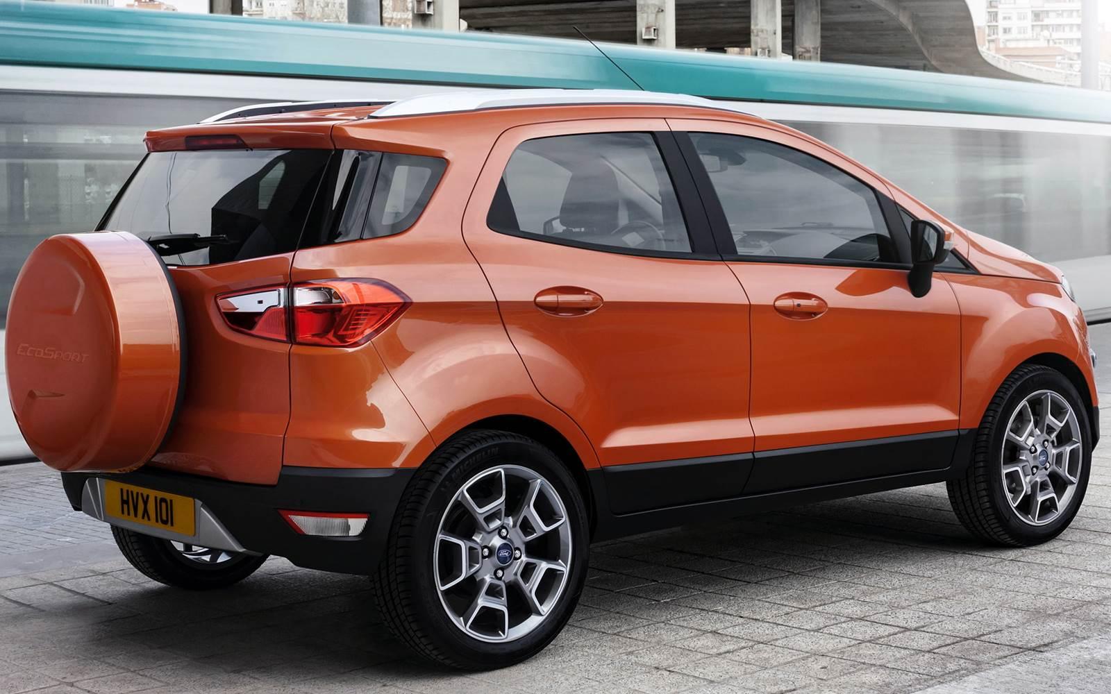 Ford Ecosport Listado Entre Os 10 Piores Carros Da