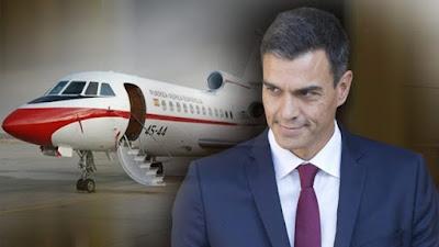PSOE, pedro sánchez, viaje, coste, dinero, corrupción