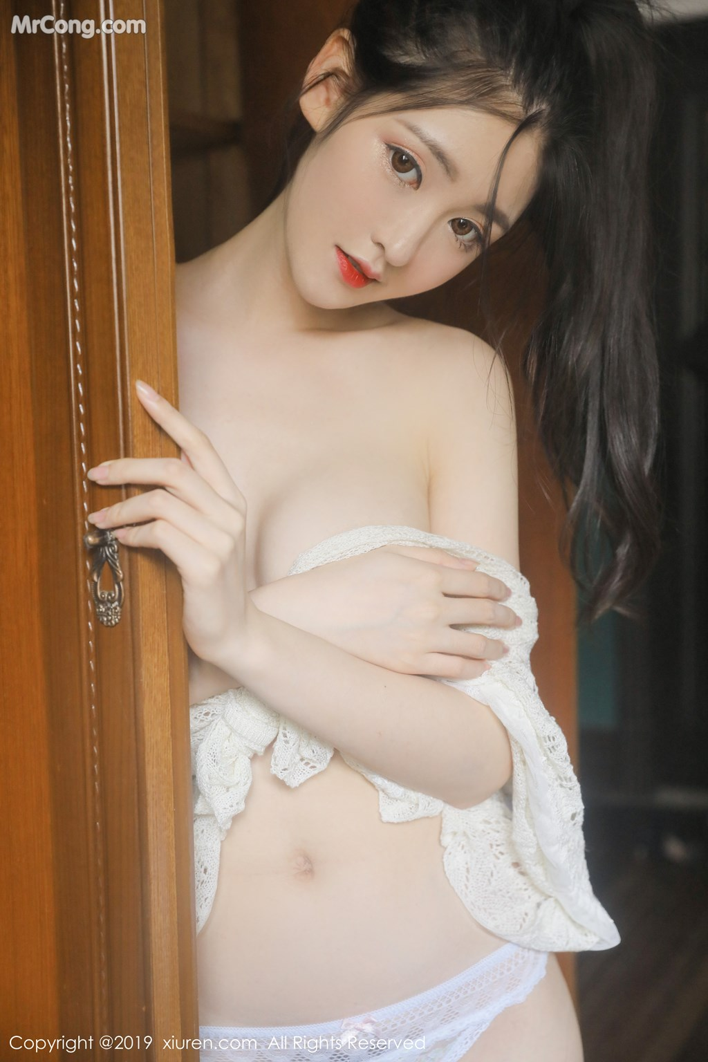 Image XIUREN-No.1449-Shen-Mengyao-MrCong.com-017 in post XIUREN No.1449: Shen Mengyao (沈梦瑶) (51 ảnh)