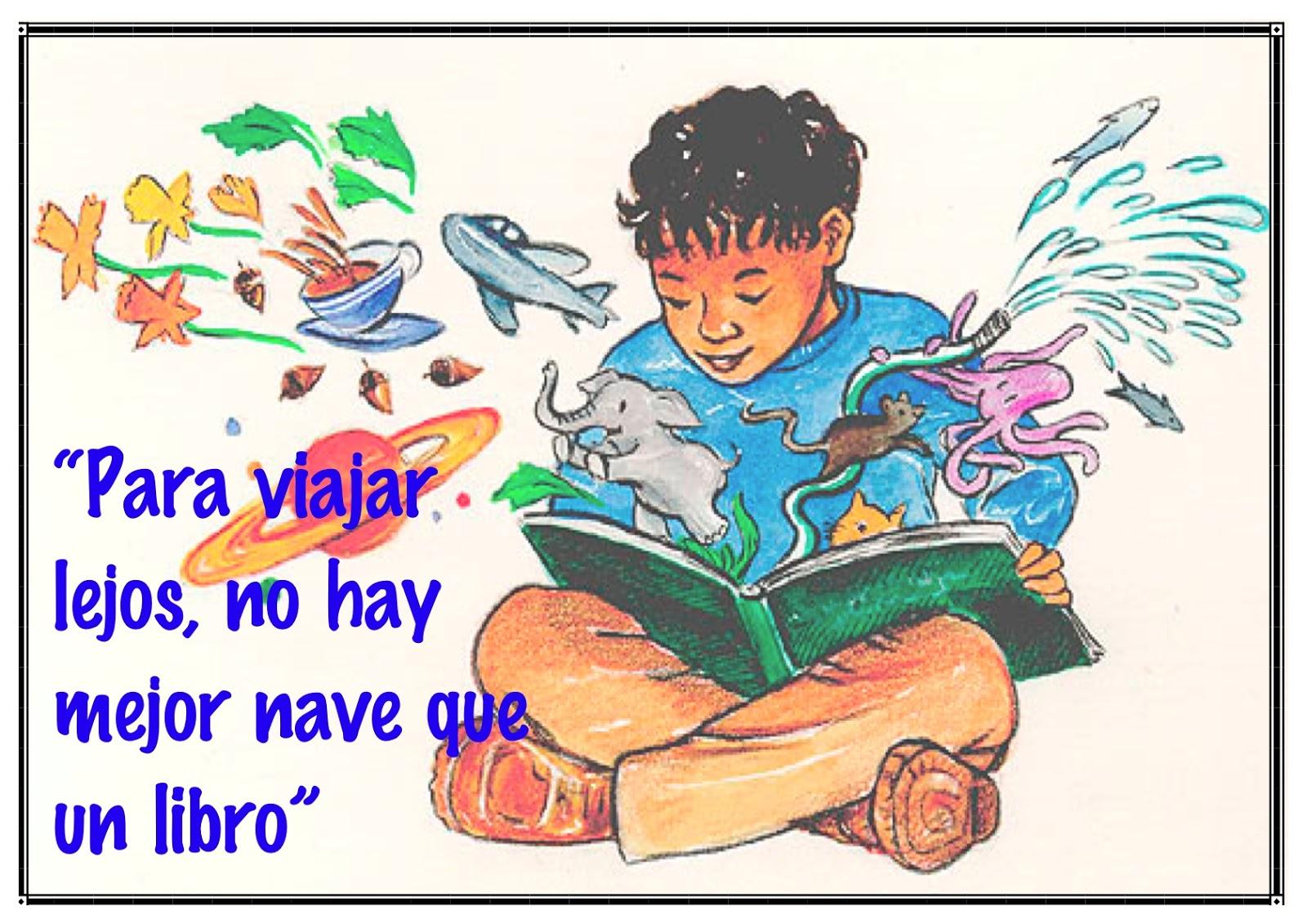 Biblioteca del CEIP Tierno Galván - Armilla: ¡¡Buen viaje!!