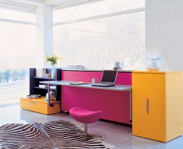 oficina para mujer