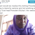 BBBOG co-convener, Aisha Yesufu, calls on President Buhari to resign, says Nigeria is being held to ransom