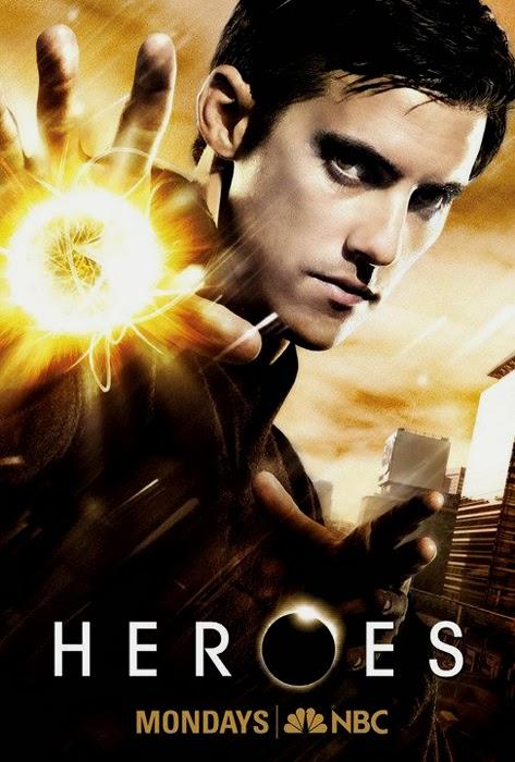 Poster Heroes - Peter
