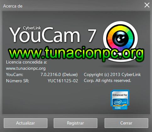 CyberLink YouCam Deluxe Imagen