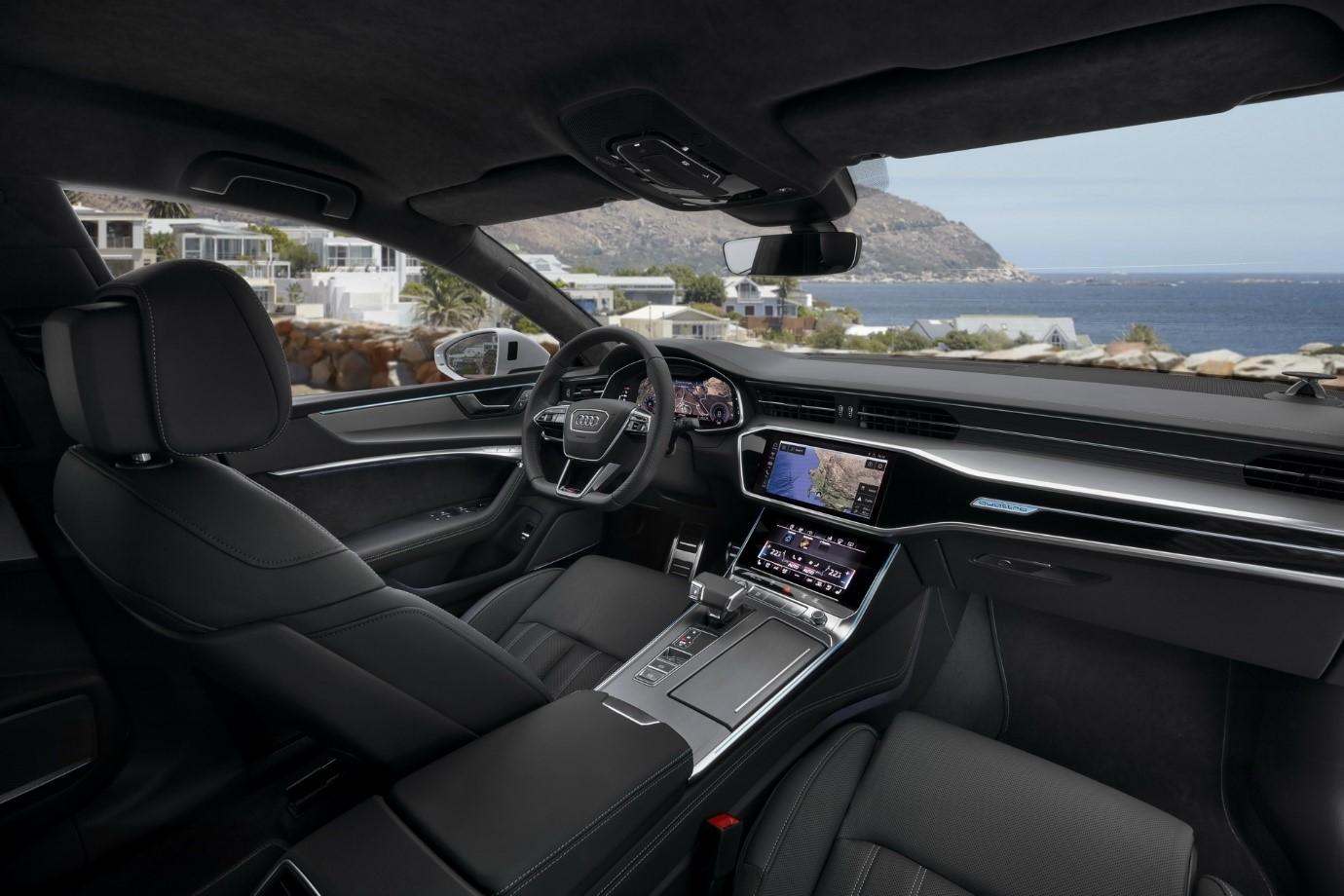 New Audi A7 Sportback [UK] - MS+ BLOG