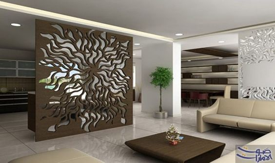 50 Modern room divider ideas - living room partition wall ...