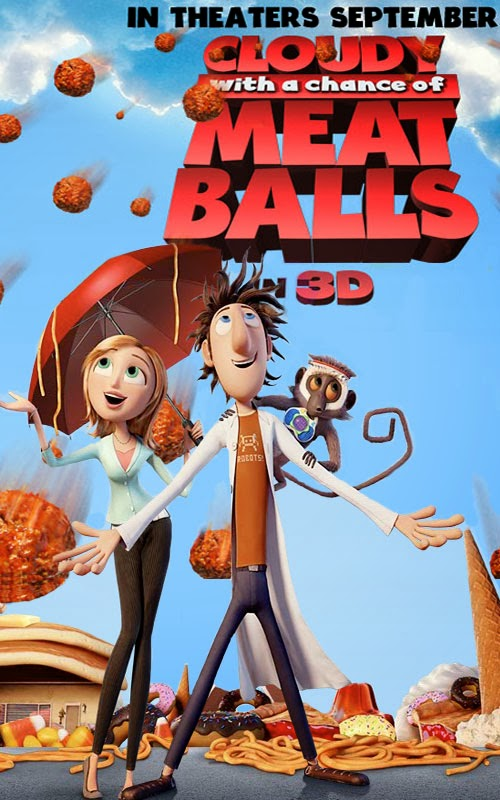 Watch Cloudy with a Chance of Meatballs (2009) Online For Free Full Movie English Stream