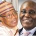 """Nigeria has been a theatre of blood with cake of crimson"" Atiku react to IBB's statement on Buhari"