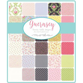 Moda Guernsey Fabric by Brenda Riddle Designs for Moda Fabrics