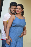 Khayyum, Gourav, Madhulagna Das, Athiya, Sekhar at Chandra Danger Love Story Press Meet  0013.jpg