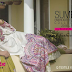Embroidered Cambric Sumbul Collection 2016 Volume 3 By Rujhan Fabric