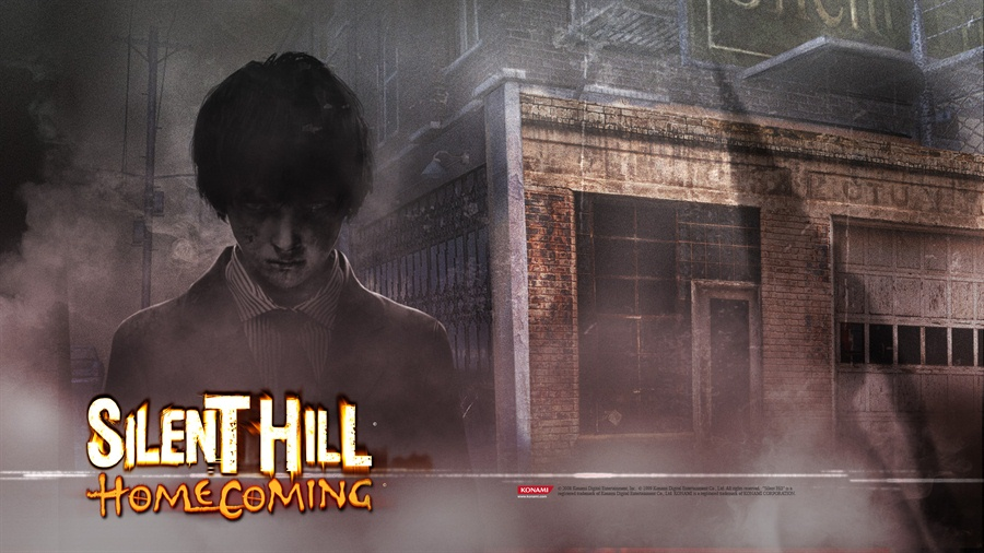 Silent Hill Homecoming PC Download Poster