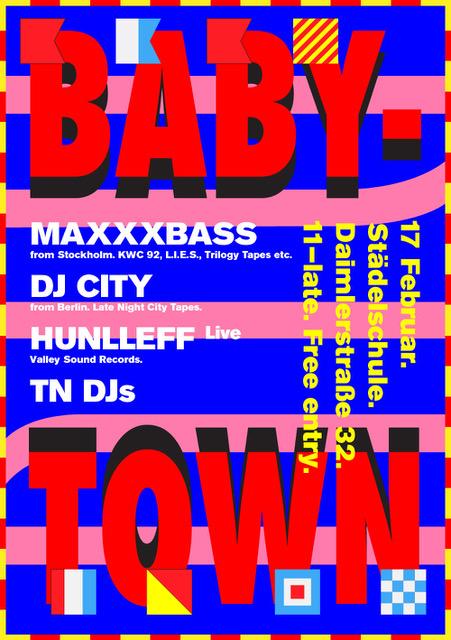 Babytown | Blackboard