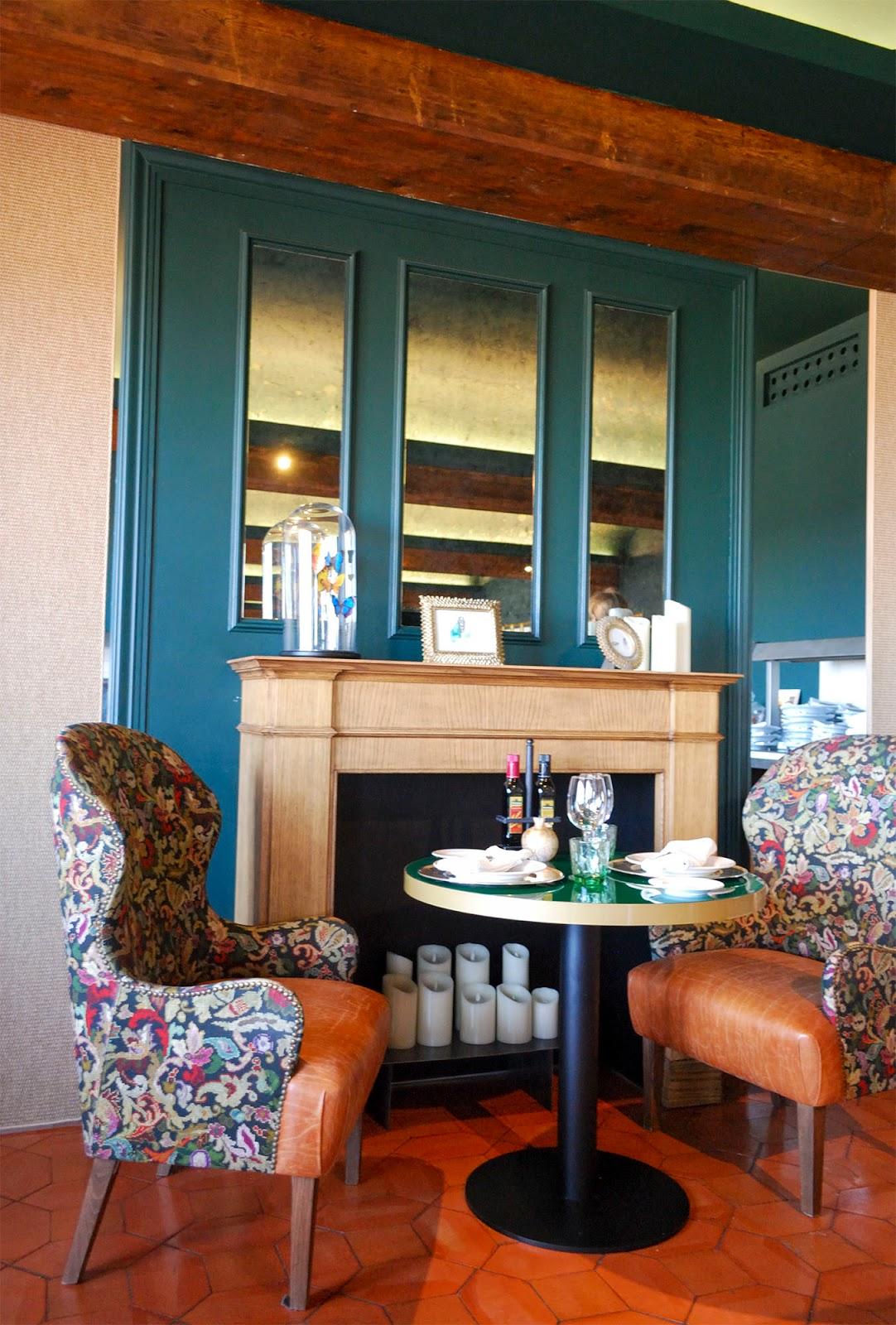 parador toledo spain hotel luxury restaurant vantage point restaurant