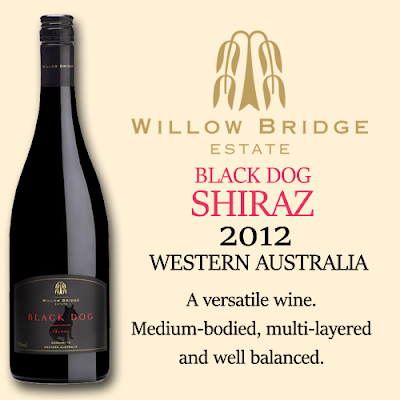 Willow Bridge Estate Black Dog Shiraz