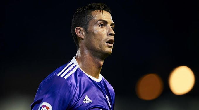 Ronaldo: Haven't come here for a holiday