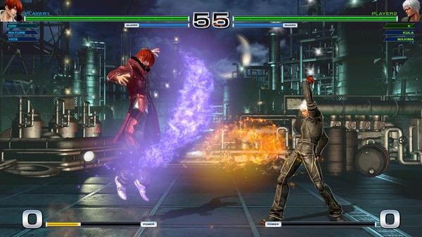 The King of Fighters XIV Steam Edition Repack PC Free Download Screenshot 2