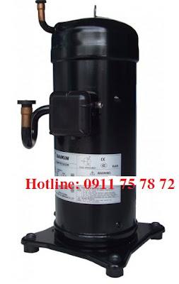 Bán và lắp đặt block máy nén lạnh Daikin JT212 - 8Hp