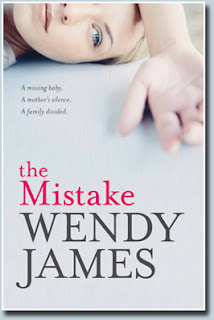 Drawing inspiration from real life: Wendy James' The Mistake
