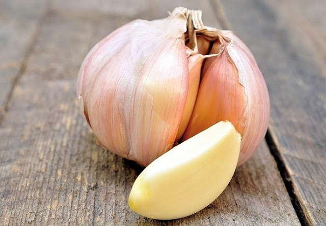Raw garlic as weight loss foodds
