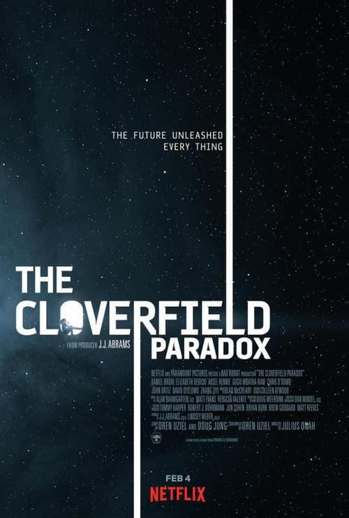 Cloverfield: A Partícula de Deus 2018 Dublado