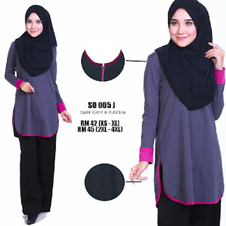 BAJU MUSLIMAH BATCH 3 SOLD OUT