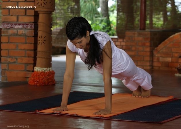 How To Do Dandasana - Stick pose
