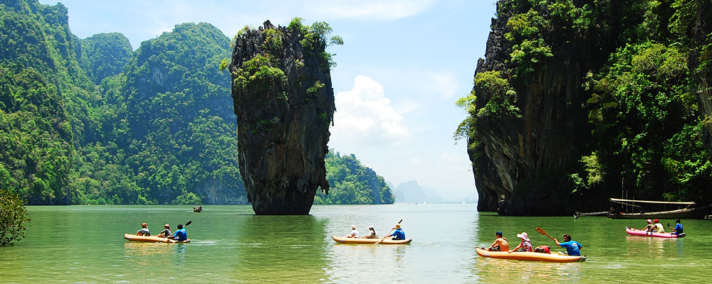 Visit Take A Ferry Ride To James Bond Island In Thailand